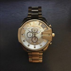 Diesel 10 Bar Men's Watch